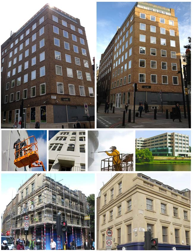 Commercial Building Cleaning London